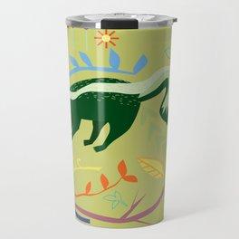 Skunky Wonderland Travel Mug
