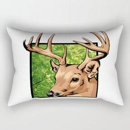 Wild things. Rectangular Pillow