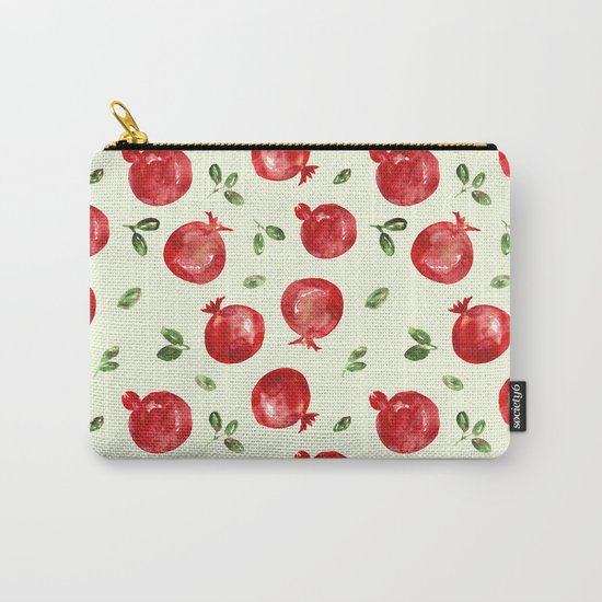 Pomegranate vibes Carry-All Pouch
