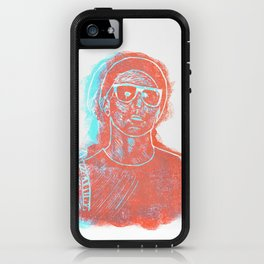 3D Josh (Ride) iPhone Case