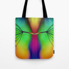 Butterfly... You My Friend, Are A Victim Of Disorganised Thinking... Tote Bag