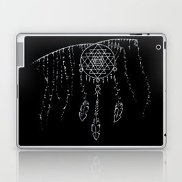 Shri Yantra / Dream Catcher Laptop & iPad Skin