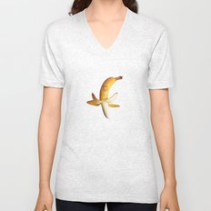 Marilyn Banana Unisex V-Neck