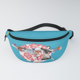 Laundry times Fanny Pack