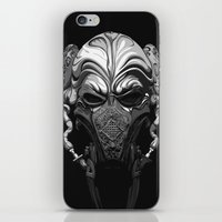 pilot iPhone & iPod Skins featuring Master Pilot by MORPHEUS