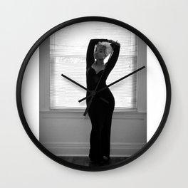 Zoae McMillion | 2012 Wall Clock