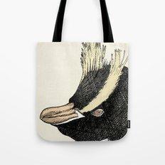 Erect Crested Penguin Tote Bag