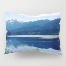 Beautiful Mountain side Pillow Sham