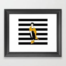 jerkjek Framed Art Print