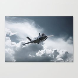 F35 Lightning II Canvas Print