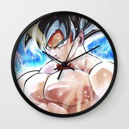 break your limits Wall Clock