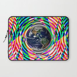 Earth Vibes Laptop Sleeve