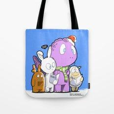 Christmas 2014 Tote Bag