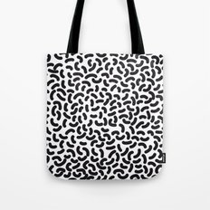 black worms Tote Bag