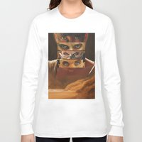 mad max Long Sleeve T-shirts featuring Mad Max Fury Road by Laura Pulido