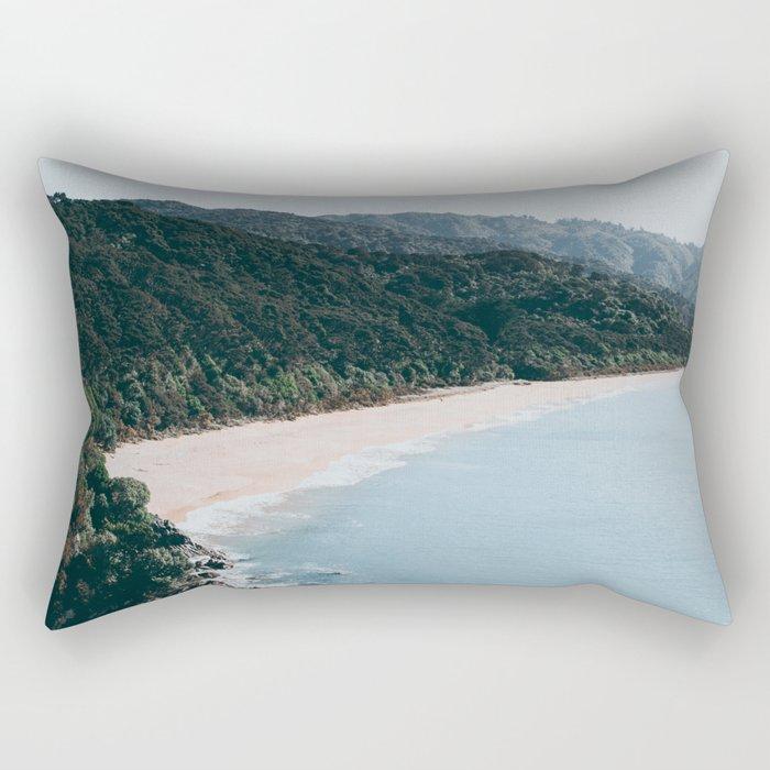 New Zealand III Rectangular Pillow