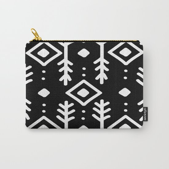 BLACK NORDIC Carry-All Pouch