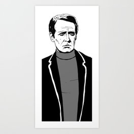 The Prisoner Art Print