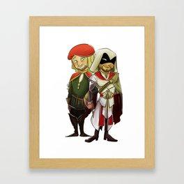 ACB Duo Framed Art Print