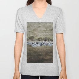Weightless Unisex V-Neck