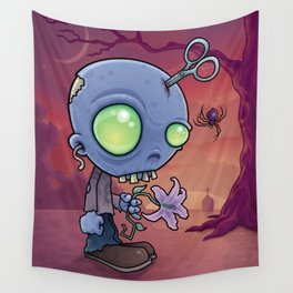 Zombie Jr. Wall Tapestry