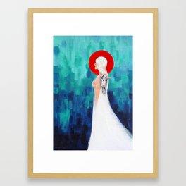 Son de Mar Framed Art Print