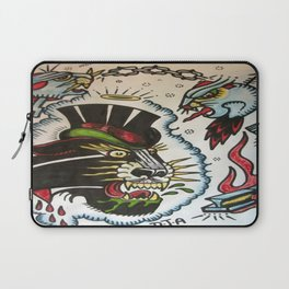 3 panthers Laptop Sleeve