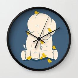Big Mama Wall Clock