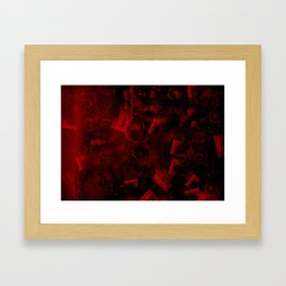 RIOT Framed Art Print