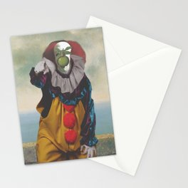 "IT's Pennywise in ""The Son of a Man"" Stationery Cards"