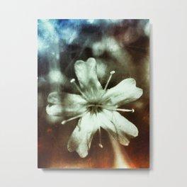 Flower 3 Metal Print