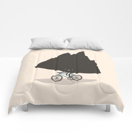 Mountain Biking Comforters