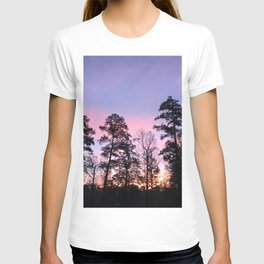 Baton Rouge Sunrise T-shirt