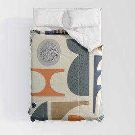Mid century III Comforters