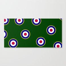 RAF Insignia Canvas Print