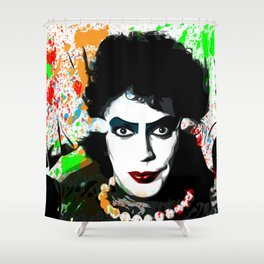 The Rocky Horror Picture Show | Pop Art Shower Curtain