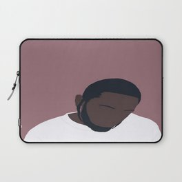 Kendrick Lamar Portrait Laptop Sleeve