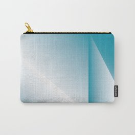 blue energy fold Carry-All Pouch