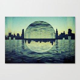 Chicago I Canvas Print