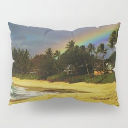 Pipeline Rainbow / Hawaii / Oahu Pillow Sham