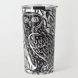 Magic Owl no1 Travel Mug