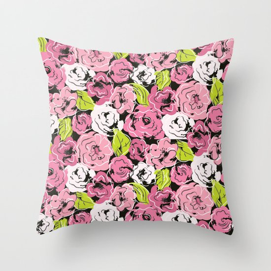 Gigi Throw Pillow