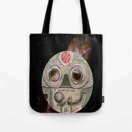 Clear Vision  Tote Bag
