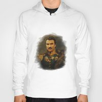 replaceface Hoodies featuring Tom Selleck - replaceface by replaceface