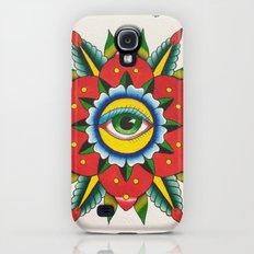 Eye Mandala Slim Case Galaxy S4