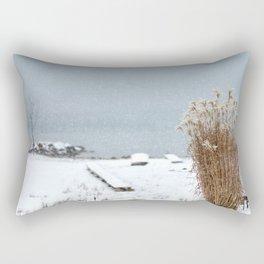 Snowland Rectangular Pillow