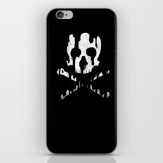 Skullmelt iPhone Skin