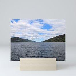 The Great Loch Ness Mini Art Print
