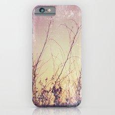 sea plants (purple) Slim Case iPhone 6s