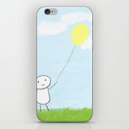 Simple Day  iPhone Skin